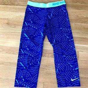 Nike Pro Running Pants